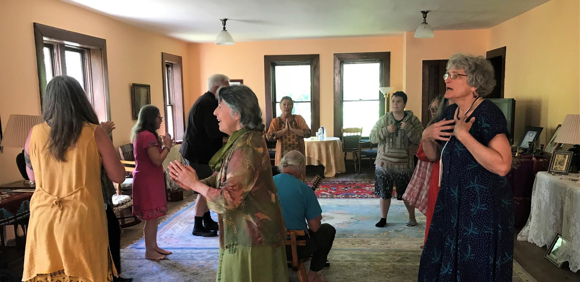 Dances for Univeral Peace