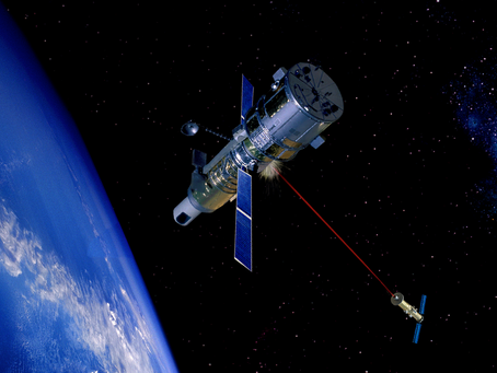 Crowdfunding Satellites With NFTs