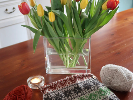 Stranded Knitting Course - Finishing?