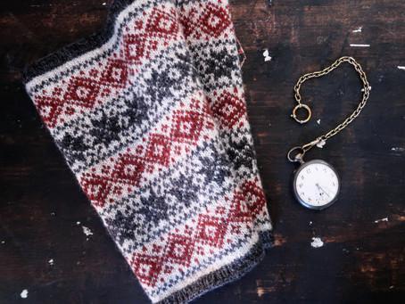 Comprehensive Stranded Knitting Course