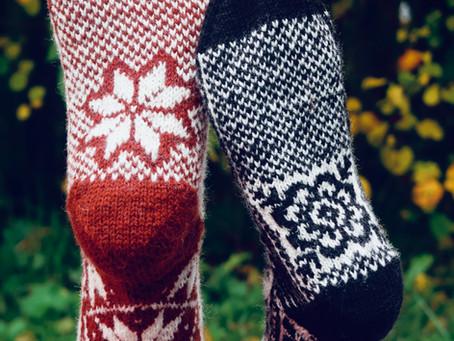 Selbu Sock Course Update!