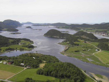 Summer Course - Knitting a traditional Norwegian Neckline!