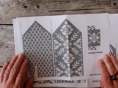 An Overview of Selbu Mitten Patterns