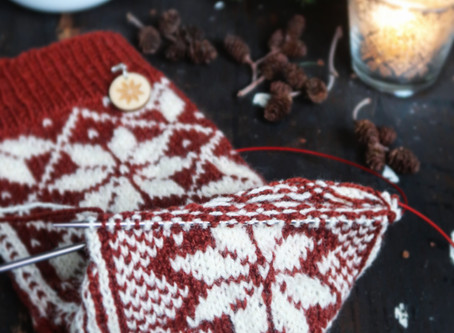 Selbu Sock Course Yarn Kit - Discount Code