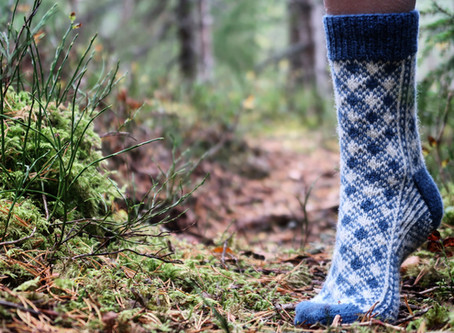 Materials List: Selbu Sock Course