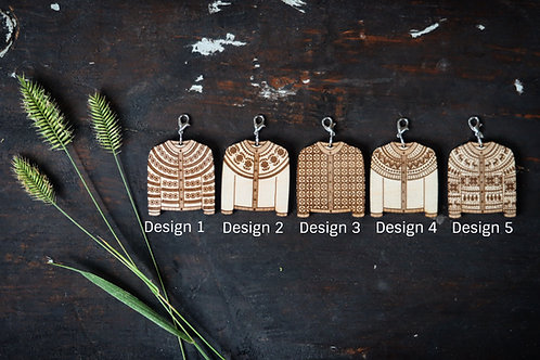 Kofte Brooches Design 2