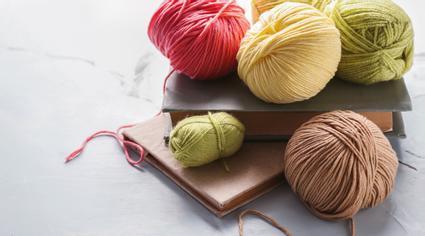 Knitting Bag Book - Mini-Course