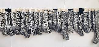Traditional Selbu Sock Course