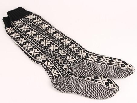 Selbu Sock - Lesson 3 Heel Turn