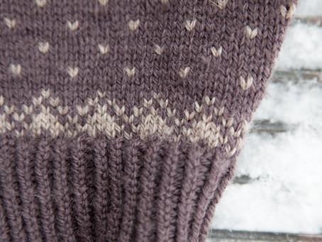 Stranded Knitting - Lesson 4