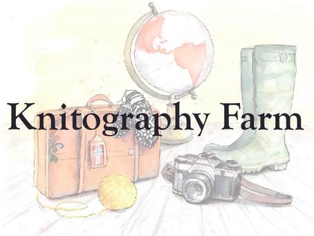 Knitography Virtual Classroom One Year Celebration Prize winners!