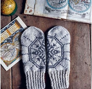 """Selbu """"style"""" Mitten Summer KAL - Participation Sign-up!"""