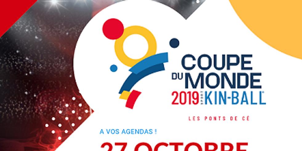 Coupe du Monde Kinball, tout public