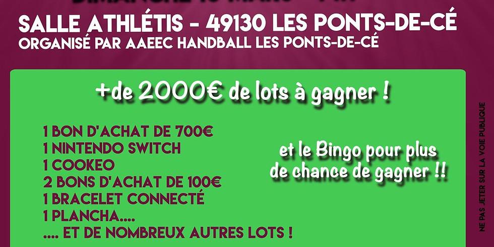 Loto handball, tout public