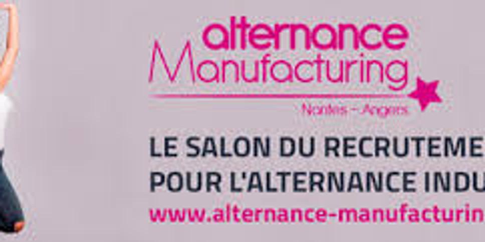 Alternance Manufacturing, sur inscription
