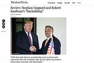 Review: Haggard and Kaufman's Backsliding
