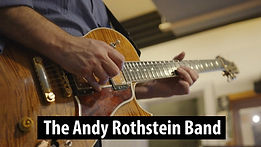The Andy Rothstein Band: The making of the Truth Against the World CD