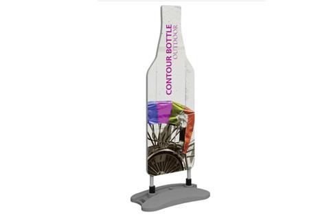 Lighthouse Exhibits Contour bottle