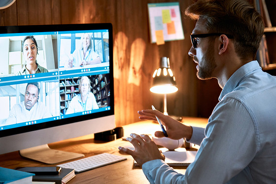 Three Video Conferencing Backdrop Ideas To Help You Look More Professional