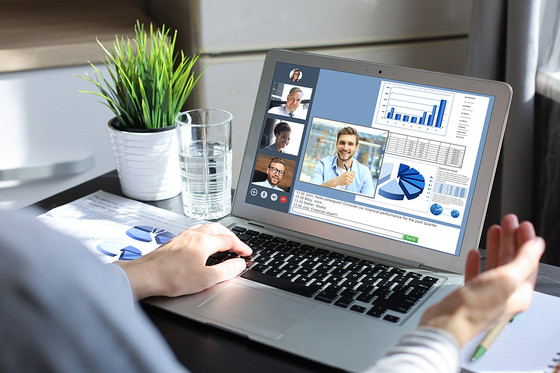 Four Tips To Help Your Sales And Marketing Team Get The Most Out Of A Virtual Trade Show