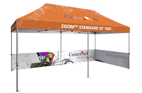 Lighthouse Exhibits Zoom Tent