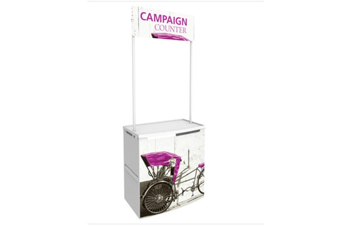 Lighthouse Exhibits campaign counter