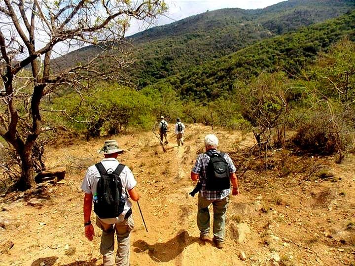 Homa Bay Hills Hiking