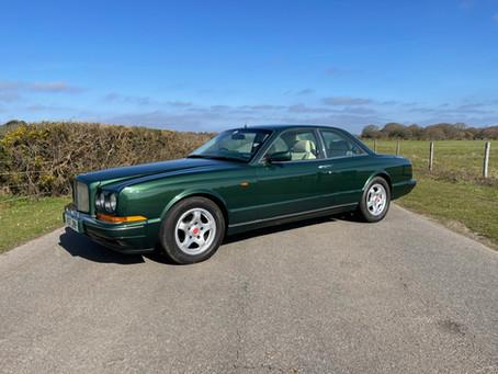 Bentley Continental R 1992