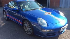 Porsche 997 Carrera 2 Tiptronic S