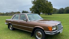 Mercedes 450SE W116 1979