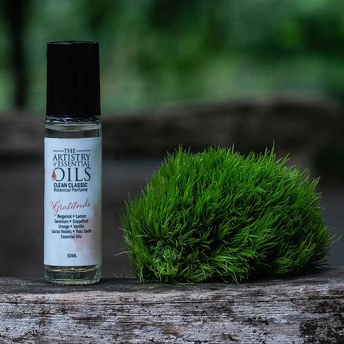 'Gratitude' Clean Classic Botanical Perfume