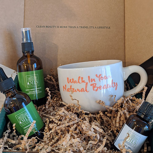 TAOEO Facial Oil and Diffuser Gift Set