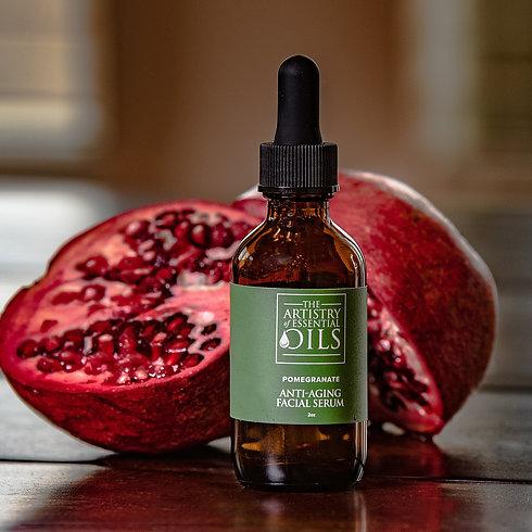 Pomegranate  Anti-Aging Facial Oil