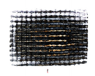 Jail 3 - 100 x 80 cm