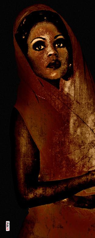 Awa robe 2 - 120 x 55 cm