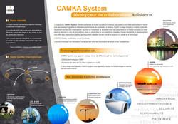 Plaquette Camka System
