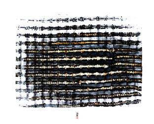 Jail 1 - 100 x 80 cm
