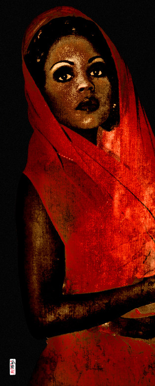 Awa robe1 - 120 x 55 cm