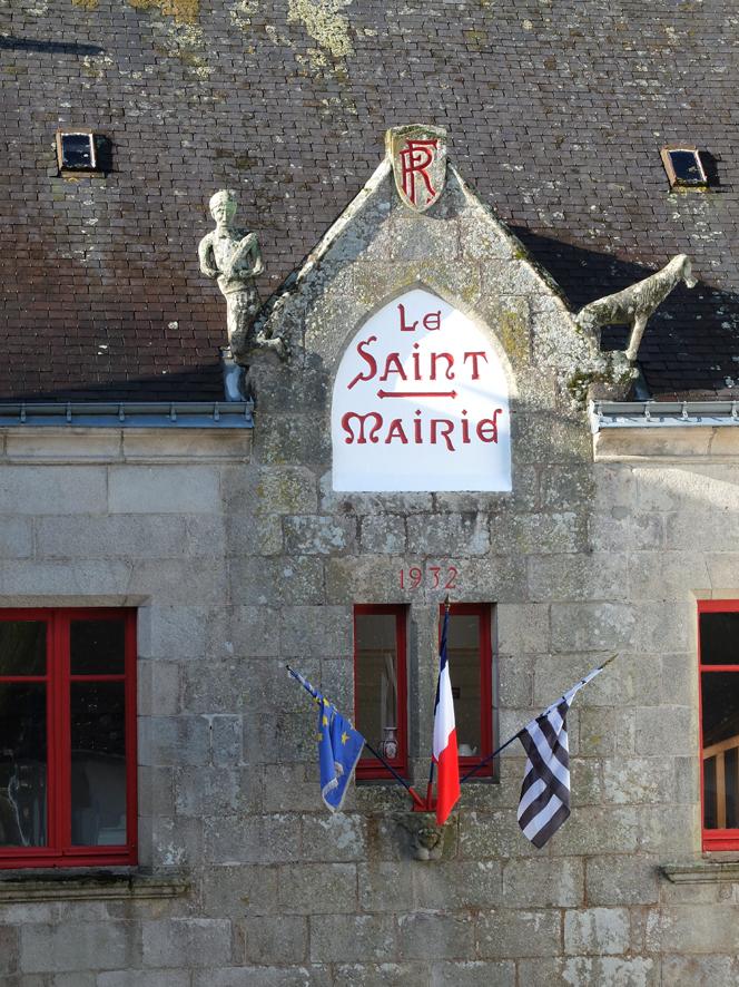 Mairie de Le Saint