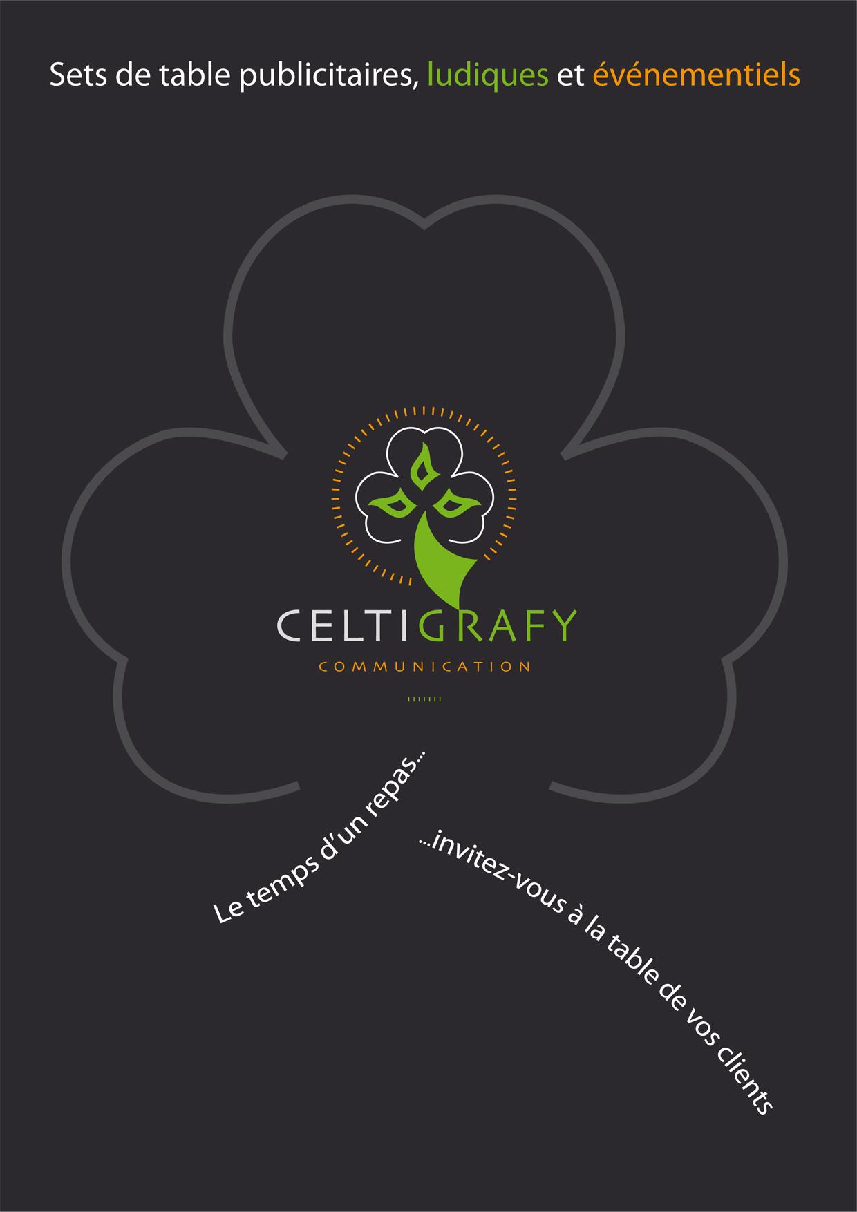 Couverture plaquette Celti Grafy