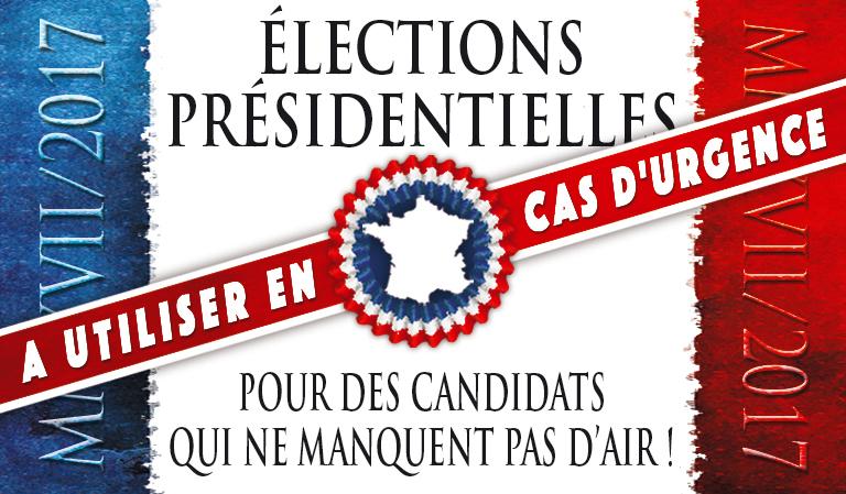 Le bocal présidentiel