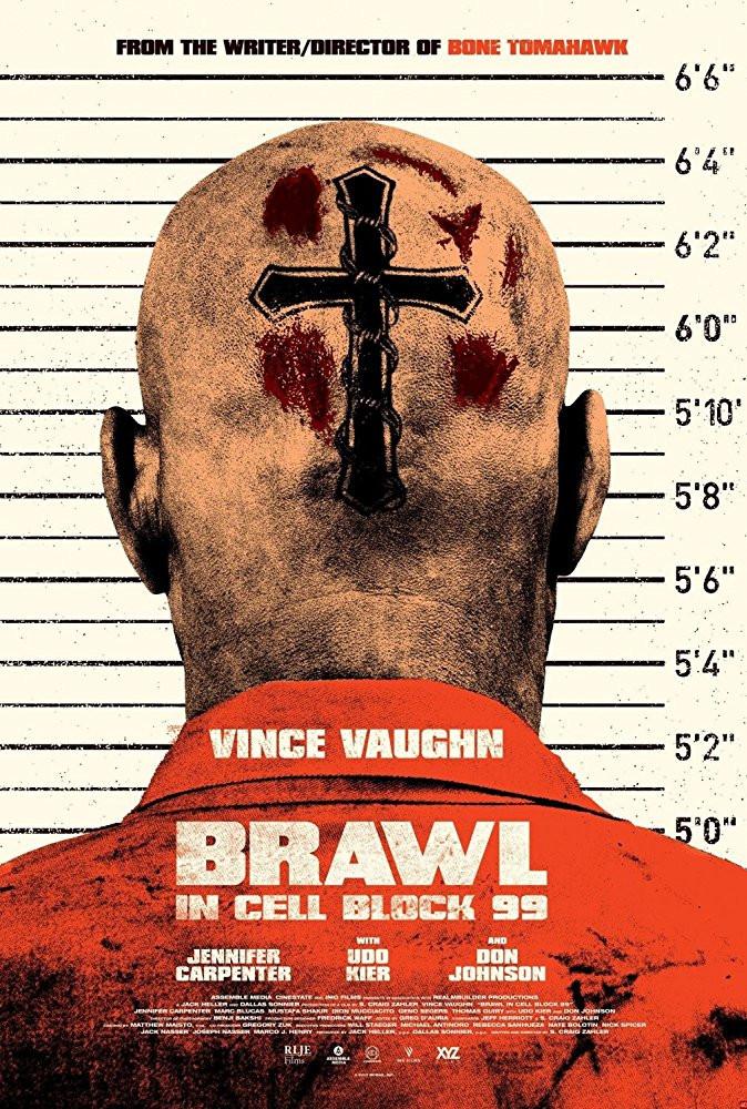 Craig Zahler's BRAWL in cell block 99