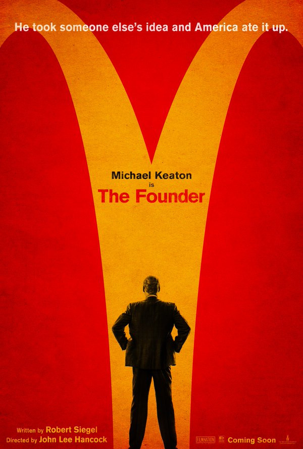 Preview: Episode 01 - The Founder / The Top Ten of 2016 - Part One