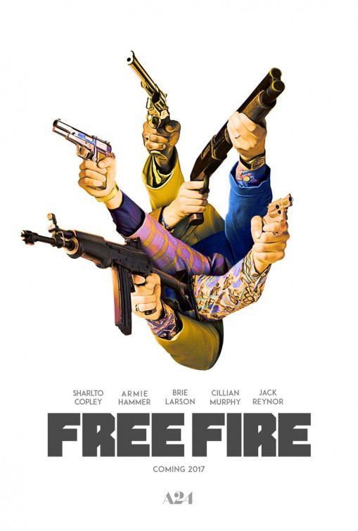 The Film Coterie Episode 14: Free Fire / Overlook Film Fest Preview