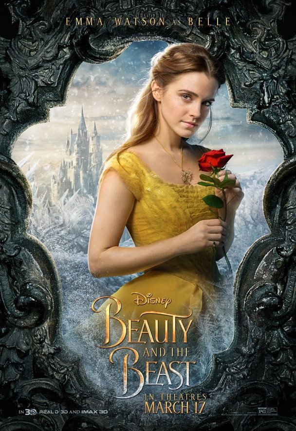 Disney Releases Final Beauty and the Beast Trailer