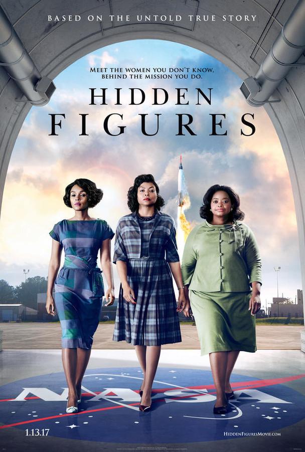 Hidden Figures - A Guest Review
