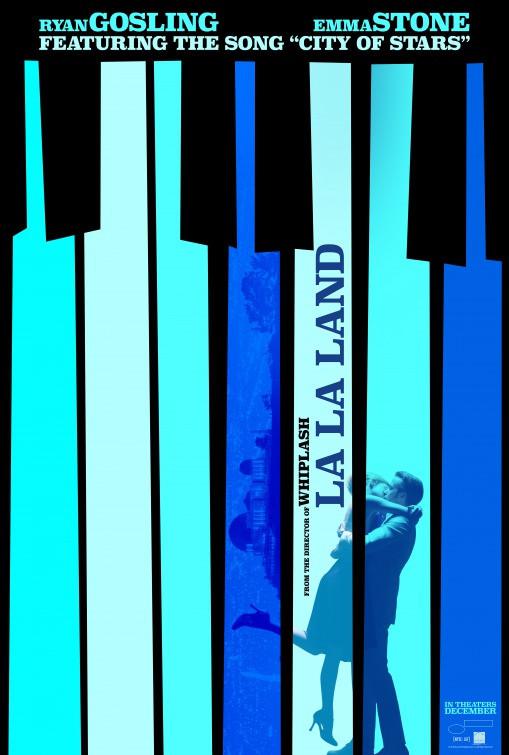 Preview: Episode 02 - La La Land / The Top Ten of 2016 - Part Two