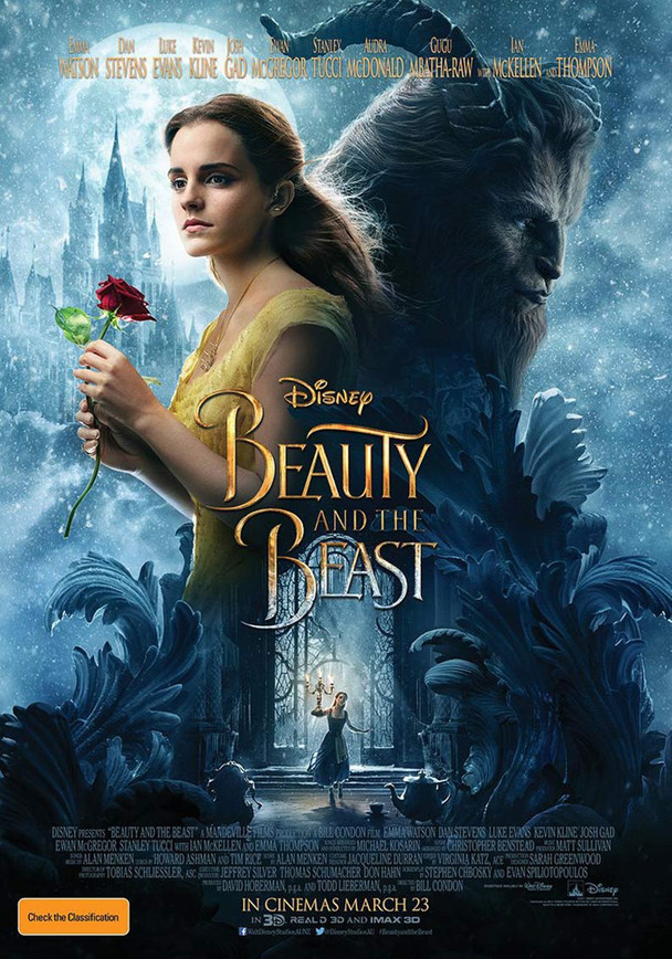 The Film Coterie Episode 09: Beauty and the Beast