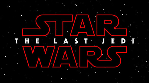 Behold! The official title for Star Wars Episode VIII