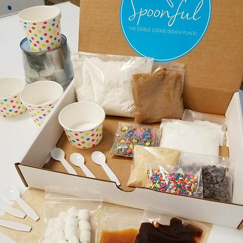 Spoonful Edible Cookie Dough Kit